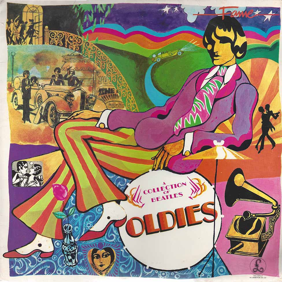 Beatles - A Collection Of Beatles Oldies [but Goldies!]