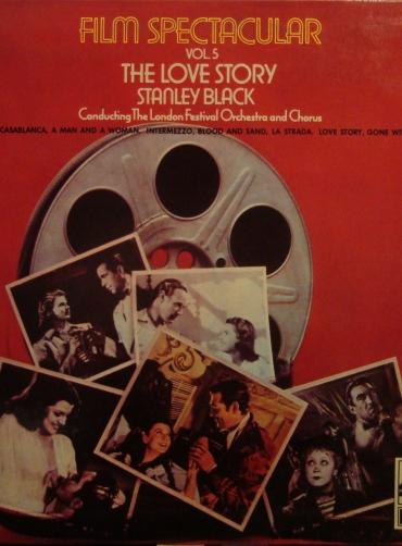 Stanley Black - Film Spectacular