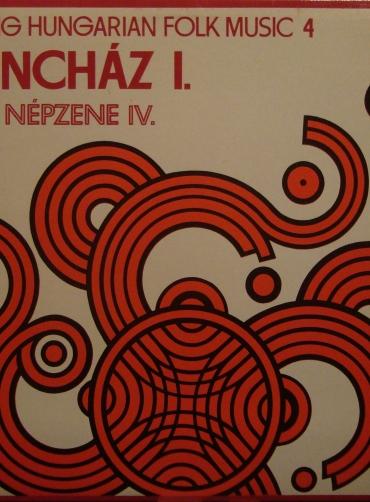 Living Hungarian Folk Music 4 - Táncház I. / Folk - Dancing Room