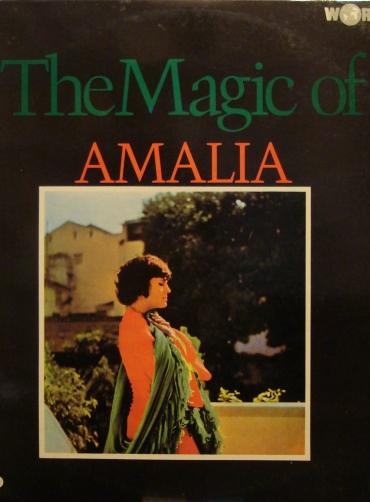 Amalia Rodrigues - The magic of Amalia