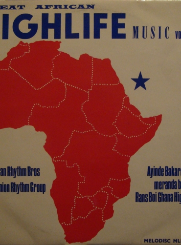 Various - Great African Highlife Music vol. 2
